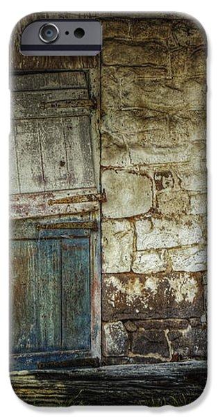 Barn Door iPhone Case by Joan Carroll