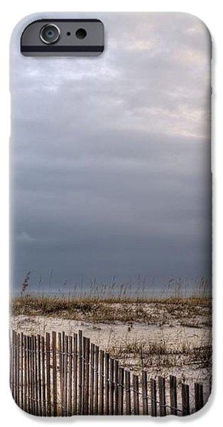 Barrancas Beach iPhone Case by JC Findley