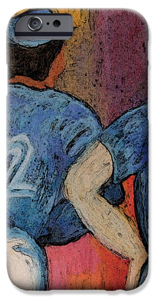 Baseball Team by jrr  iPhone Case by First Star Art