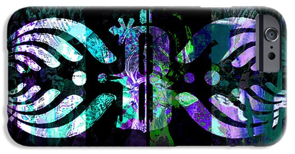 Recently Sold -  - Electronic iPhone Cases - Bassnectar  iPhone Case by Andrew Kaupe