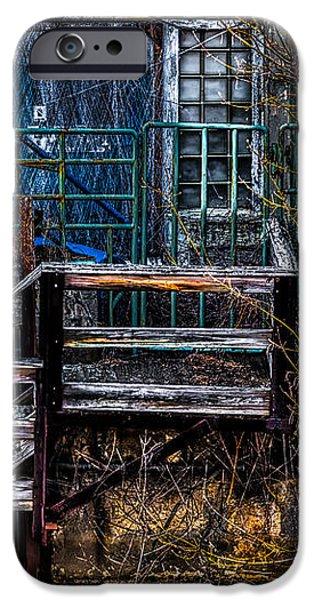 Bates Mill No 5 iPhone Case by Bob Orsillo