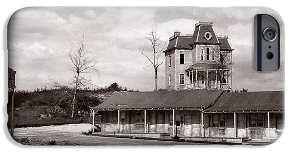 Bates iPhone Cases - Bates Motel FL iPhone Case by Bruce Lennon