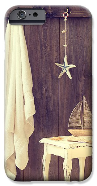 Bathroom Interior iPhone Case by Amanda And Christopher Elwell