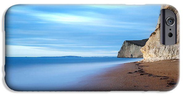 Triassic iPhone Cases - Bats Head Dorset iPhone Case by Ollie Taylor