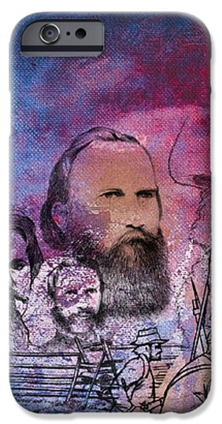 Battle of Gettysburg Tribute Day One iPhone Case by Joe Winkler