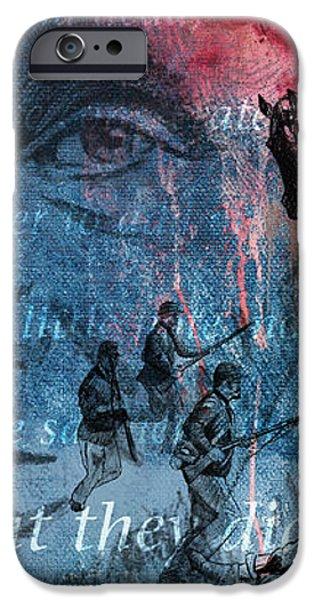 Battle Of Gettysburg Tribute Day Three iPhone Case by Joe Winkler