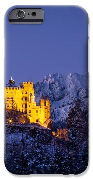 Bavarian Castle iPhone Case by Brian Jannsen