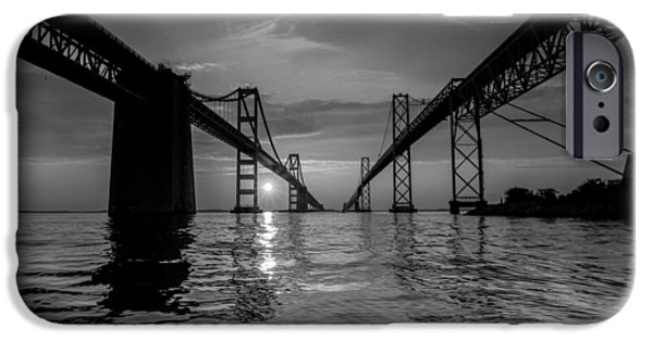 Best Sellers -  - Bay Bridge iPhone Cases - Bay Bridge Strength iPhone Case by Jennifer Casey