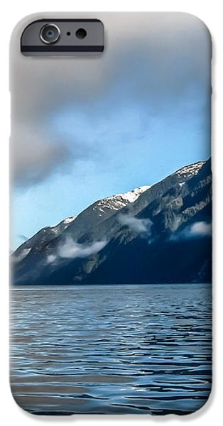 BC Inside Passage iPhone Case by Robert Bales