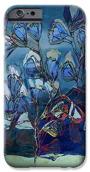 Variant iPhone Cases - Be-Leaf - 04bt111 iPhone Case by Variance Collections