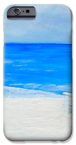 Beach Escape iPhone Case by Debi Starr