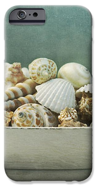 beach in a bowl iPhone Case by Priska Wettstein