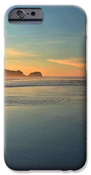 Beach Rudder iPhone Case by Adam Jewell