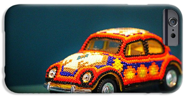 Smithsonian iPhone Cases - Bead Car iPhone Case by Iryna Burkova