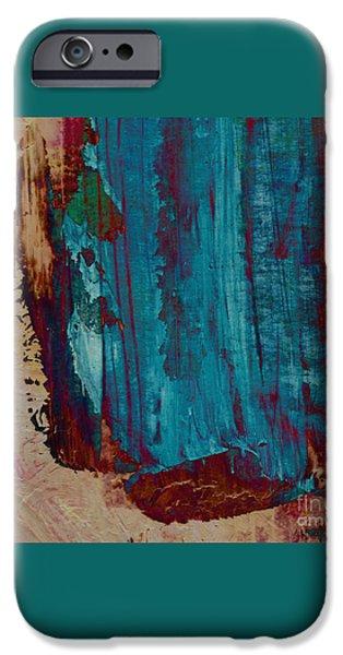 Fertility Paintings iPhone Cases - Bealltainn I iPhone Case by Paul Davenport