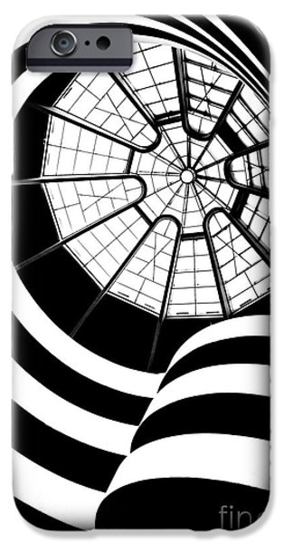 Roof iPhone Cases - Beam Me Up  iPhone Case by Az Jackson