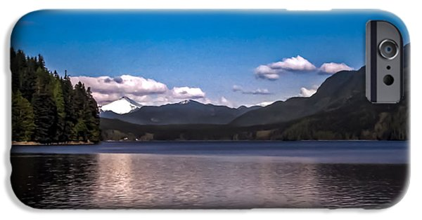 East Cracoft Island iPhone Cases - Beautiful BC iPhone Case by Robert Bales