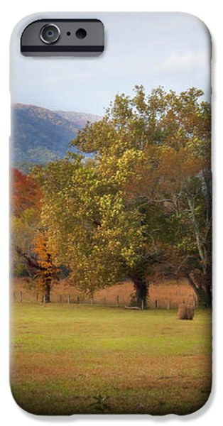 Beautiful Cades Cove iPhone Case by Lena Auxier