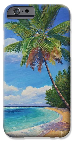 Savannah iPhone Cases - Beautiful Day iPhone Case by John Clark