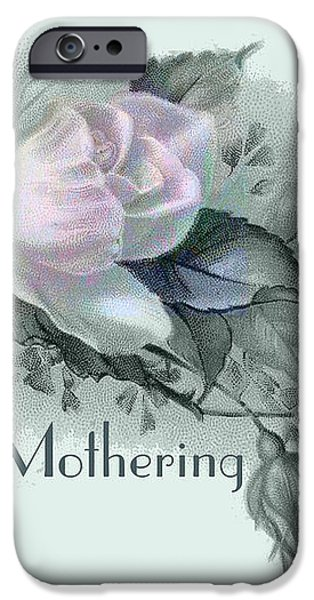 Beautiful Flowers for Mother's Day iPhone Case by Sarah Vernon