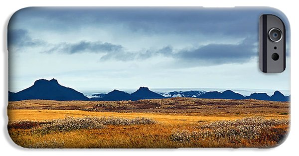 Natural Beauty iPhone Cases - Beautiful Iceland iPhone Case by Jasna Buncic