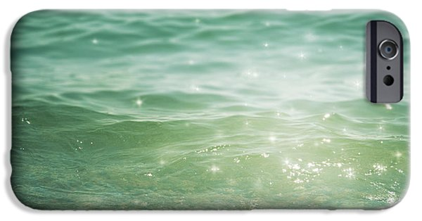 Water iPhone Cases - Beautiful Illusion iPhone Case by Violet Gray