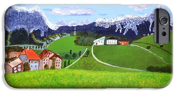 Norway iPhone Cases - Beautiful Norway iPhone Case by Magdalena Frohnsdorff
