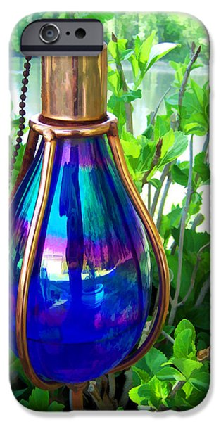 Best Sellers -  - Oil Slick iPhone Cases - Beautiful Reflections iPhone Case by Kathy Clark