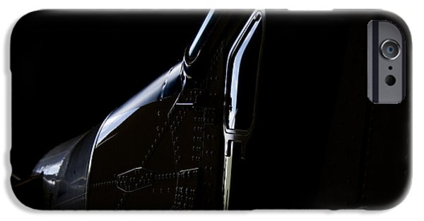 Police Art iPhone Cases - Beautiful Reflections iPhone Case by Paul Job