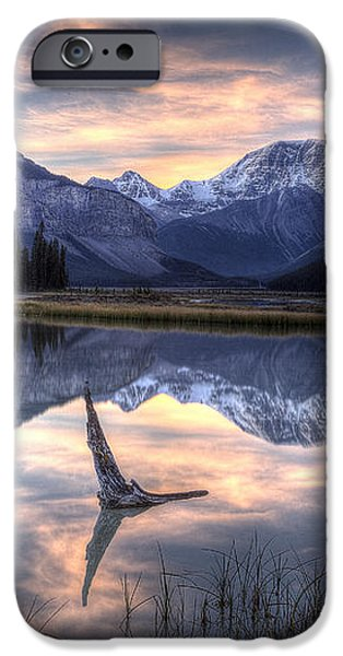 Beauty Creek Pre-Dawn iPhone Case by Brian Stamm