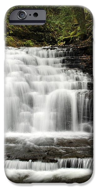 Beauty Falls iPhone Case by Christina Rollo