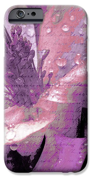 Beauty IX iPhone Case by Yanni Theodorou