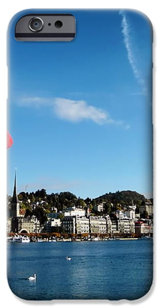 Beauty of Lucerne iPhone Case by Mountain Dreams
