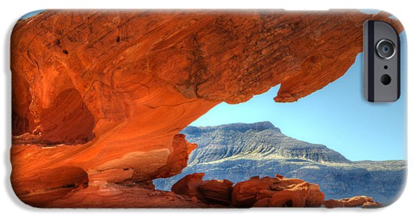 Little iPhone Cases - Beauty Of Sandstone Little Finland iPhone Case by Bob Christopher
