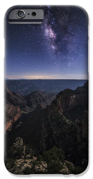 Peter Coskun iPhone Cases - Beauty of the Night iPhone Case by Peter Coskun