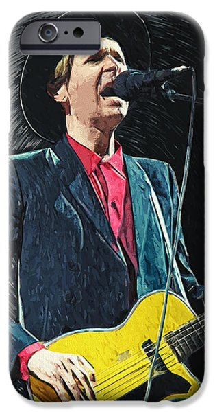 Charlotte iPhone Cases - Beck iPhone Case by Taylan Soyturk