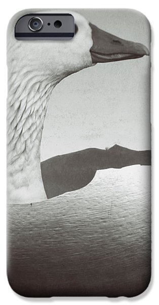 Being Born Again iPhone Case by Wim Lanclus