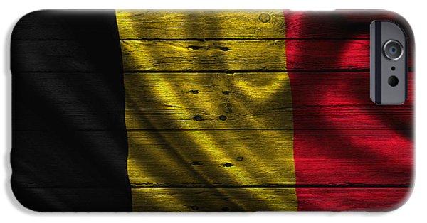 Belgium iPhone Cases - Belgium iPhone Case by Joe Hamilton