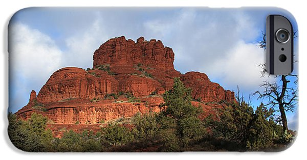 Sedona iPhone Cases - Bell Rock iPhone Case by Donna Kennedy