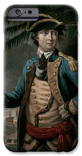 Benedict Arnold iPhone Case by English School