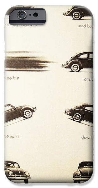 Volks iPhone Cases - Benefits of a Volkwagen iPhone Case by Nomad Art And  Design