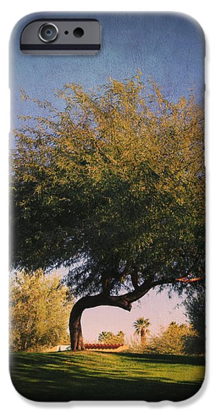 Bent But Not Broken iPhone Case by Laurie Search
