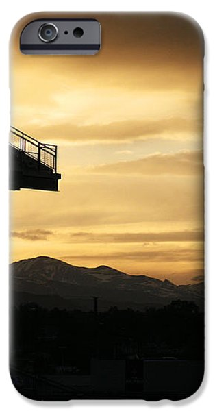 Best View of All - Rockies Stadium iPhone Case by Marilyn Hunt