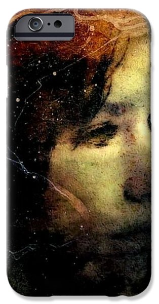Between fire and ice iPhone Case by Gun Legler