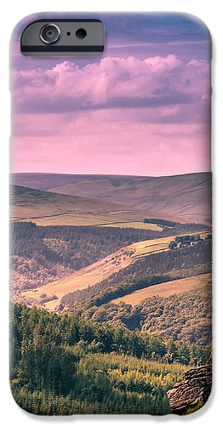 Between Heaven and Earth iPhone Case by Anastasia E