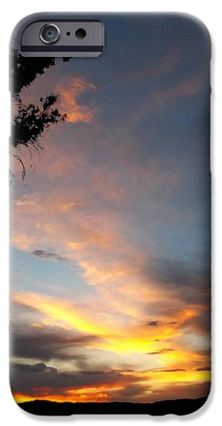 Between Night And Day iPhone Case by Glenn McCarthy Art and Photography