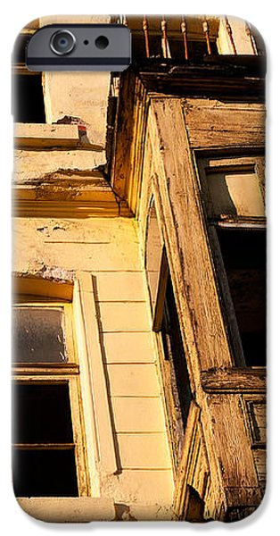 Beyoglu Old House 02 iPhone Case by Rick Piper Photography