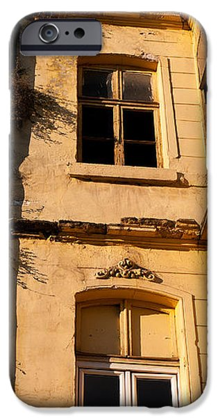 Beyoglu Old Houses 01 iPhone Case by Rick Piper Photography