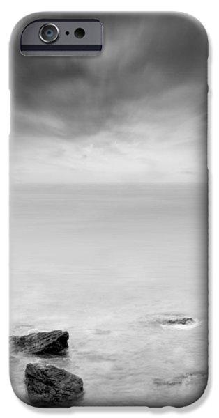Beyond the horizon iPhone Case by Taylan Soyturk