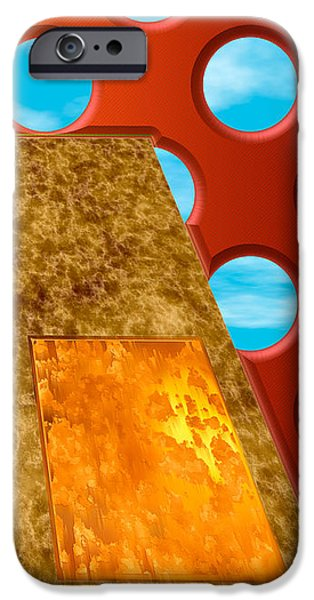 Rust iPhone Cases - Beyond iPhone Case by Wendy J St Christopher